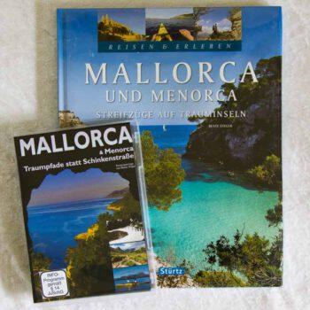 Ein versteckter Traumstrand auf Menorca.