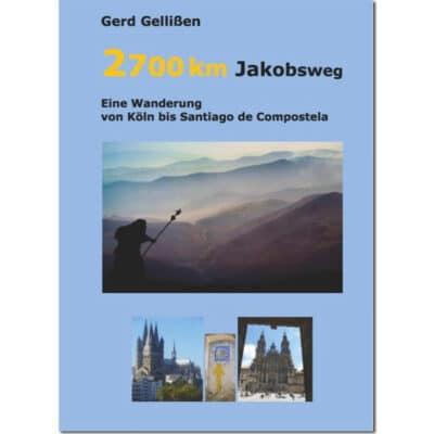 In diesem Buch erzählt Prof. Gellissen von seiner Pilgerreise von Köln nach Santiago de Compostela.