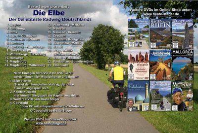 Inhaltsverzeichnis der DVD und weitere DVDs von Beate Steger.