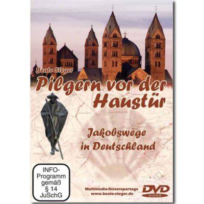 Cover der DVD zeigt den Dom in Speyer und die Pilgerstatue davor.
