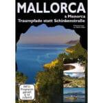 Cover der DVD zeigt Blick aus einer Höhle auf die Westküste Mallorcas.