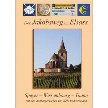 Bild von der Wehrkirche Saint-Jacques in Hunawihr.