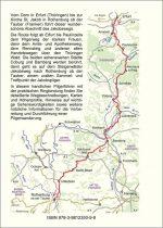 Wegbeschreibung und Karten des Jakobswegs von Erfurt nach Rothenburg.