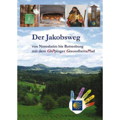 Bild von den Kaiserbergen Rechberg und Stuifen in der Schwäbischen Alb.