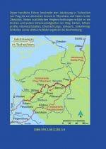 Wegbeschreibung und Karte des Jakobswegs von Prag nach Tillyschanz.